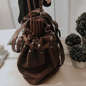 ALEXANDER WANG 'Diego' bucket crossbody bag